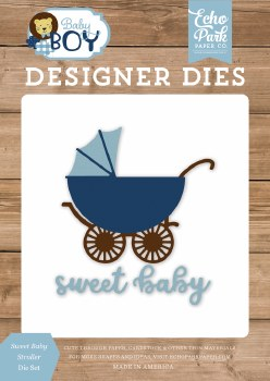 Baby Boy/Girl Designer Dies- Sweet Baby Stroller