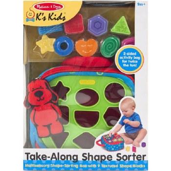 K's Kids Toys- Shape Sorter