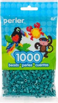 Perler Beads 1000 piece- Teal