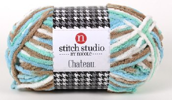 Chateau Yarn- Teal Earth