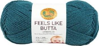 Feels Like Butta Yarn- Teal