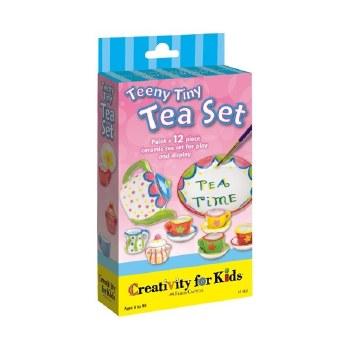 Creativity for Kids Mini Kits- Teeny Tiny Tea Set