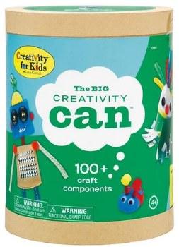 Creativity for Kids Craft Kit- The BIG Creativity Can