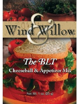 Wind & Willow Cheeseball & Appetizer Mix- The BLT