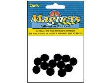 "Darice Magnets- Adhesive 1/2"" Round Discs"