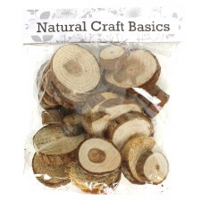 Natural Craft Basics- Wood Slices
