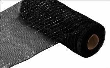 "Geomesh Roll 10"" x 10yd- Black w/ Black Foil"