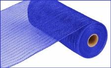 """Geomesh Roll 10"""" x 10yd- Blue w/ Blue Foil"""