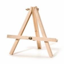 "Wood Easel, 7""x10"""