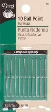 Dritz Ball Point Hand Needles
