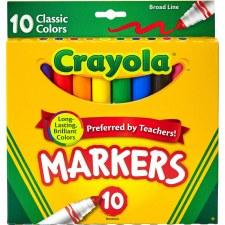 Crayola Markers- 10ct