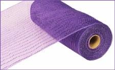 "Geomesh Roll 10"" x 10yd- Purple w/ Purple Foil"