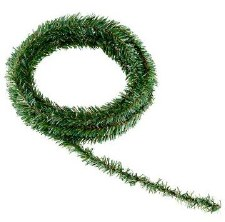 10' PVC Mini Pine Roping