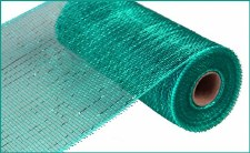 "Geomesh Roll 10"" x 10yd- Metallic Teal"