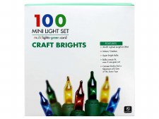 Add- A-Set 100ct. Multi-Lights