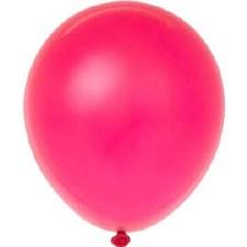 "12"" Balloons, 10ct- Magenta"