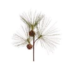 "12"" Long Needle Pine Spray"