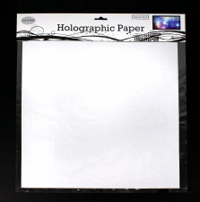 Holographic Paper- 12""