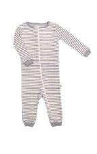 Snugabye Striped Sleeper- 12M