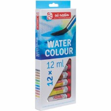 Art Creation Watercolor Set, 12pc