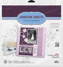 """Adhesive Sheets- 12x12"""""""