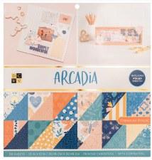 12x12 DCWV Paper Stack- Arcadia