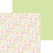 Bundle of Joy 12x12 Paper - Baby Blooms
