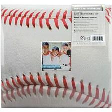 MBI 12x12 Postbound Scrapbook- Sports- Baseball