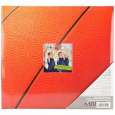 MBI 12x12 Postbound Scrapbook- Sports- Basketball