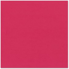 12x12 Pink Smooth Cardstock- Berry Sensation