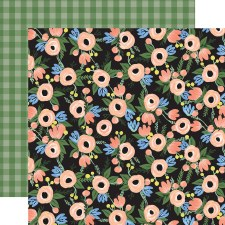 Flora No. 2 12x12 Paper- Blossom Cluster