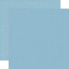 Dots 12x12 Paper- Blue
