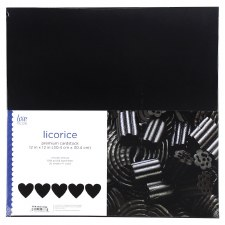 "12x12"" Cardstock Pack, 20ct- Black Licorice"
