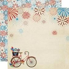 Celebrating Freedom 12x12 Paper- Celebrating Freedom