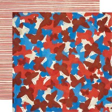 Celebrating Freedom 12x12 Paper- Independence