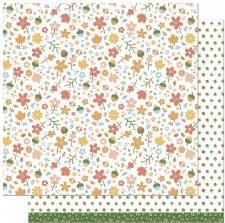 Fall Fling 12x12 Paper- Chari