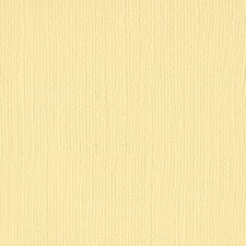 12x12 Yellow Textured Cardstock- Chiffon