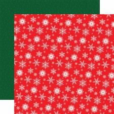 Christmas Cheer 12x12 Paper- Christmas Wish