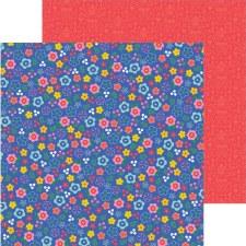Big Top Dreams 12x12 Paper- Confetti