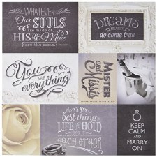 Paper House 12x12 Paper- Wedding- Dreams Come True