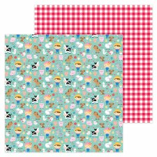 Down On The Farm 12x12 Paper- Eieio