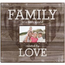 MBI 12x12 Postbound Scrapbook- Family Love