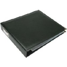 We R Memory Keepers 12x12 Classic Leather 3-Ring Binder- Forest Green