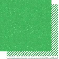 Let it Shine 12x12 Paper- Green