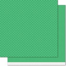 Knit Picky 12x12 Paper- Inifinity Scarf