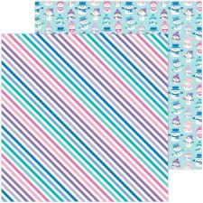 Winter Wonderland 12x12 Paper- Just Chillin