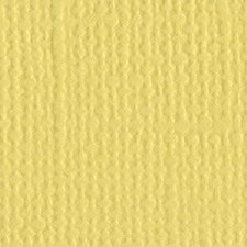 12x12 Yellow Textured Cardstock- Lemonade