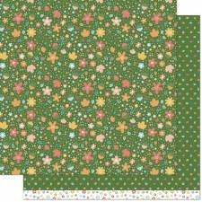 Fall Fling 12x12 Paper- Linda