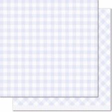 Gotta Have Gingham 12x12 Paper- Mabel