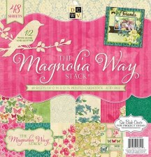 12x12 DCWV Paper Stack- Magnolia Way